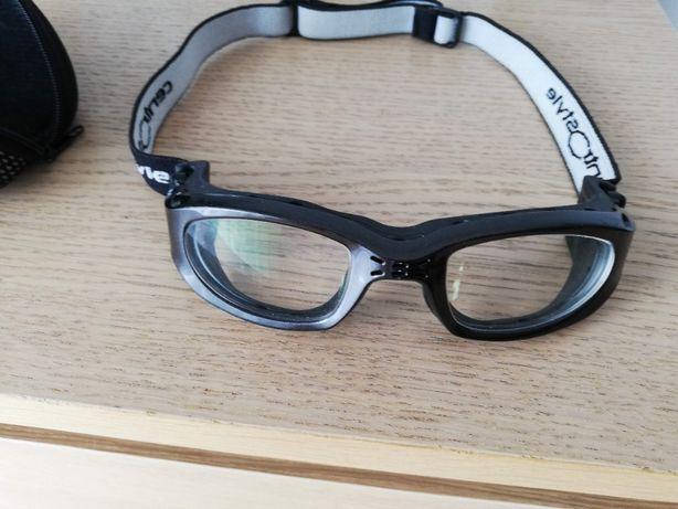 Okulary korekcyjne sportowe