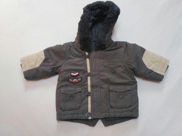 Kurtka zimowa 68-74