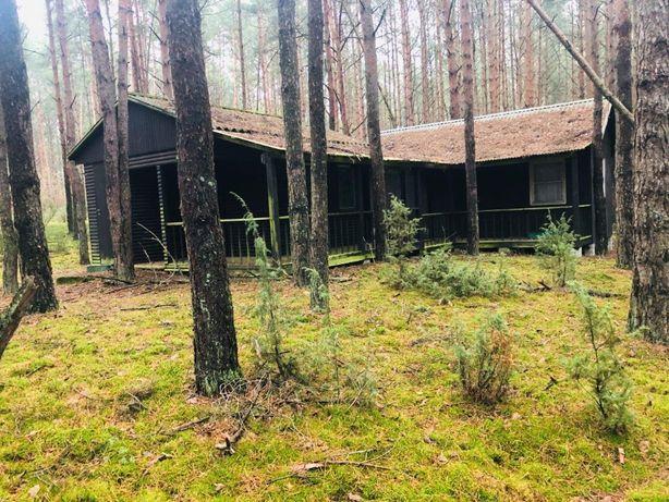 Za darmo oddam 2 domki drewniane