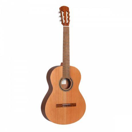 ALHAMBRA Laqant - gitara klasyczna 4/4 top lity cedr (Laqant)