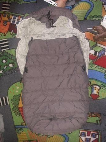 Śpiwór ciepły do wózka spacerowego xlander