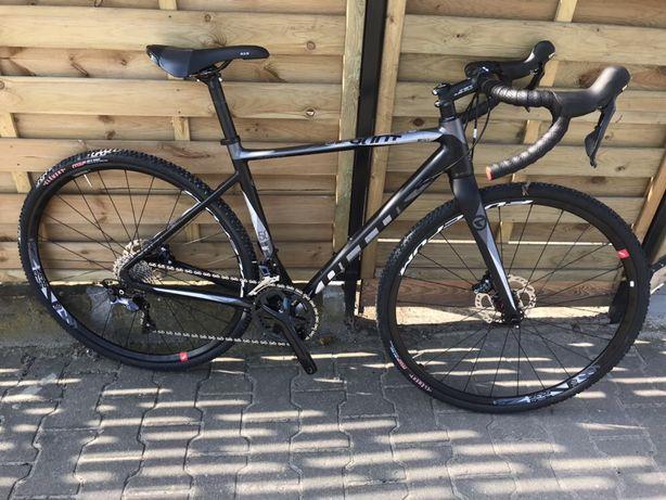 Rower przełajowy CX gravel kellys Soot 50 ultegra
