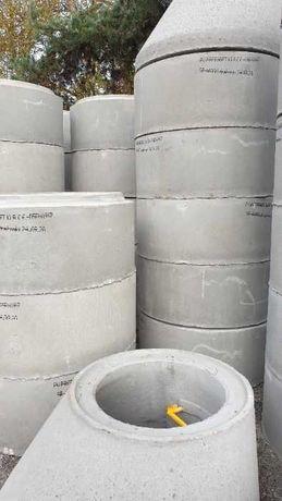 Kręgi betonowe 1000 WROCŁAW