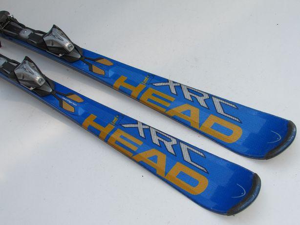 Narty HEAD XRC 600 inteligence 170 cm