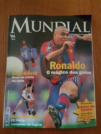Revista Mundial para coleccionadores Junho 1997