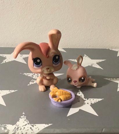 Littles Pet Shop króliki
