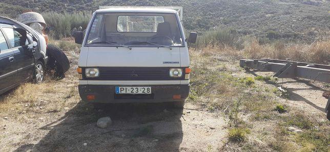 mitsubishi l300 diesel