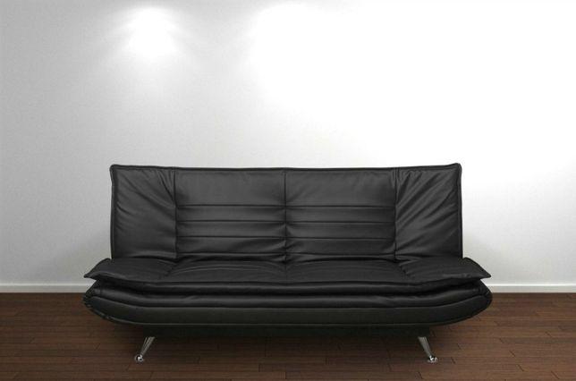 Кожаный диван Раскладной, Мягкая мебель, Кожаная мебель. ДОСТАВКА.