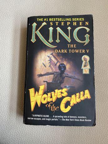 Livro Wolves of the Calla, de Stephen King