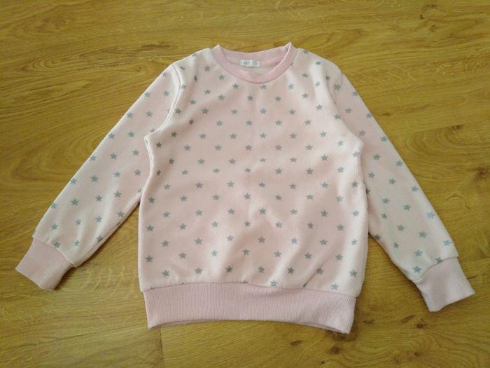 Bluza w gwiazdki dziewczęca dla dziewczynki Bukowno - image 1
