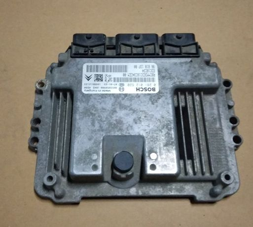 Peugeot Citroen Komputer 1,6 HDI EDC16C3