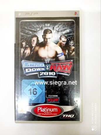 Smack Down vs Raw 2010 PSP