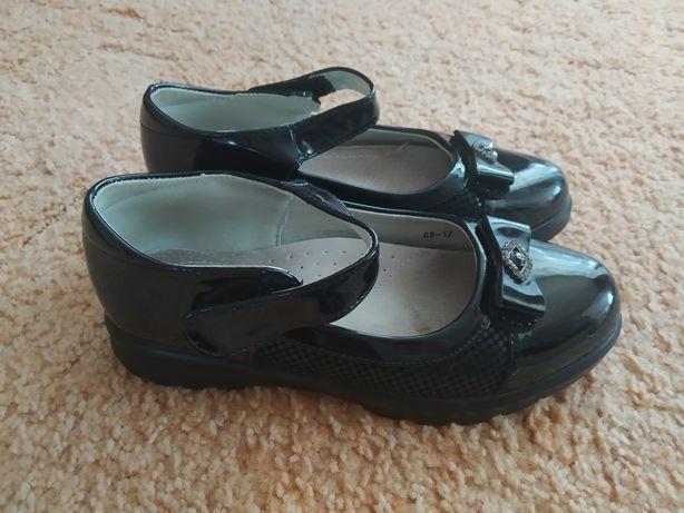 Красивые туфли р.31