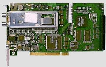 DVB-карта SkyStar 1,релиз 1.3 Technotrend