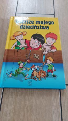 Książka Wiersze mojego dzieciństwa