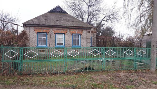 Продам дом с.Высшетарасовка Томаковский район