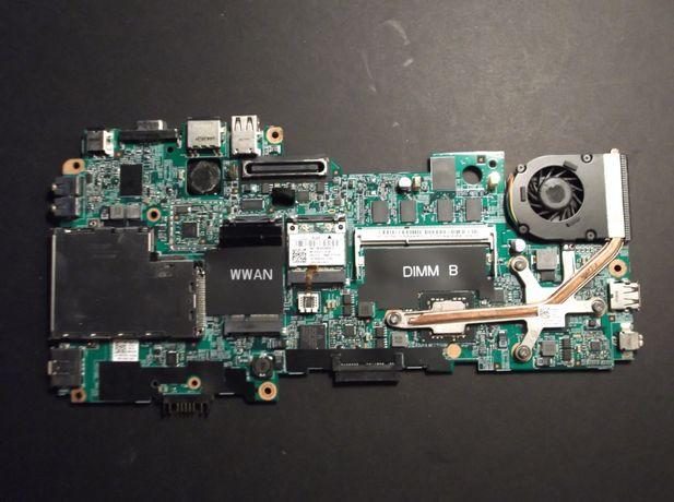 Portátil |Tablet Dell Latitude XT PP12S - motherboard