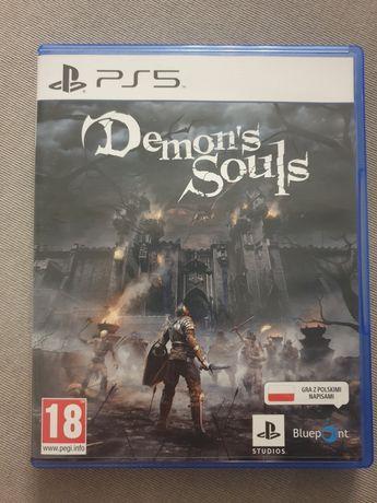 Demon's souls PL PS5 mozliwa zamiana