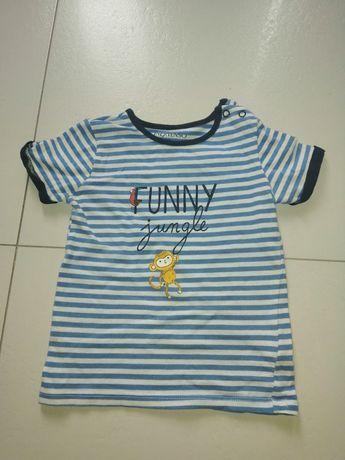Koszulka dla chłopca 92