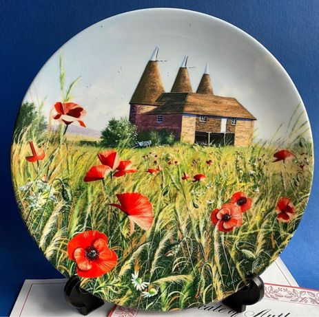 Коллекционная тарелка Royal Doulton