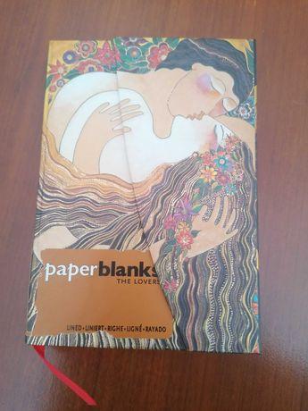 Bloco de notas da marca Paper Blanks