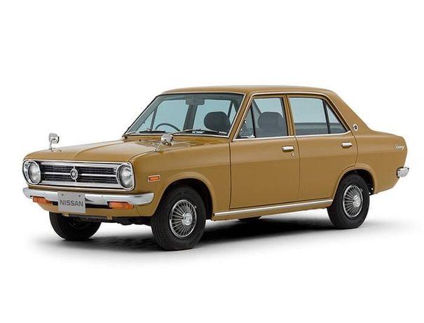 Datsun 1200 - Peças