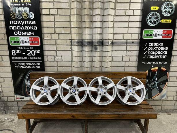 99 Литые оригинальные диски 5/120 R16 BMW