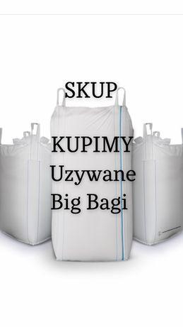 Skup Opakowań Big Bag worków BigBag bigbagow GOTÓWKA Własny Odbior