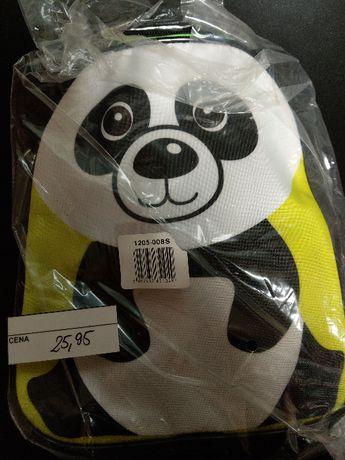 Plecak dla przedszkolaka Panda firmy Titanum, TANI