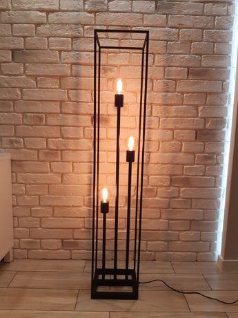 Lampa stojąca typu Loft, Industrial