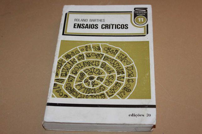 Ensaios Criticos// Roland Barthes