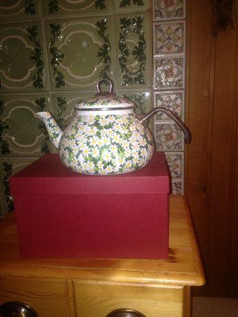 Продам новий чайникINTEROS і нову посуду Noritare