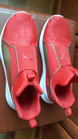 Adidasy Puma 38 czerwone