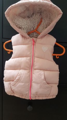 Kamizelka Zara roz.74
