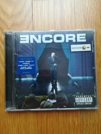 CD Eminem - Encore