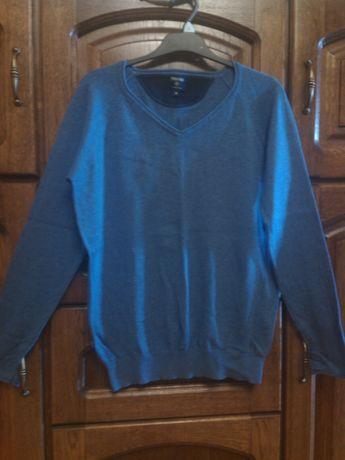 Cienki sweter, pulower męski, rozm. M, TERRANOVA, jak nowy