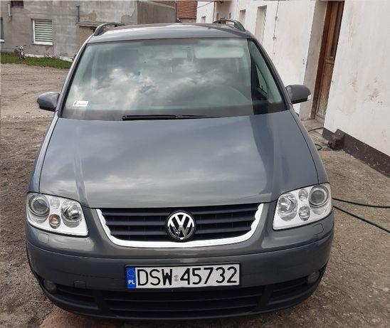 Volkswagen Touran 1,9TDI 101KM 2003r