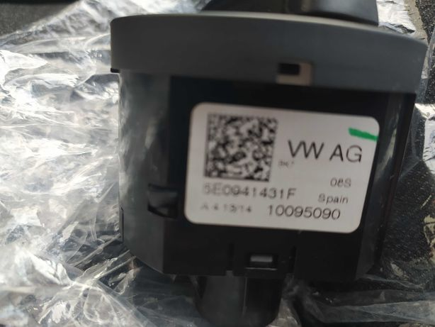 Выключатель подсветок 5e0941431f на Skoda