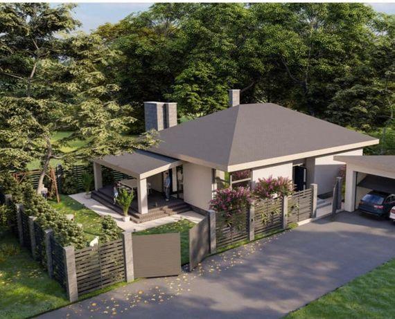 Продажа нового Дома в лесной зоне курортного города Ворзель!