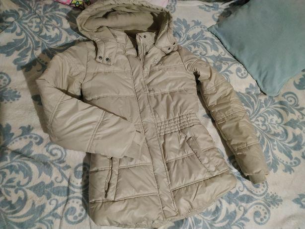 Куртка теплая на флисе 164 Cool Club