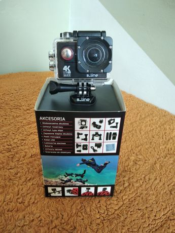 Kamera sportowa Action Camera SC501, s_line