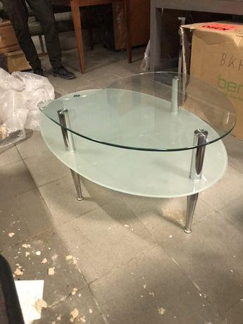 Stolik/ława szklany