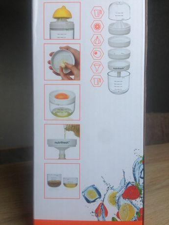 6в1. Лимон,чеснок,яйца,лейка,мерные стаканы