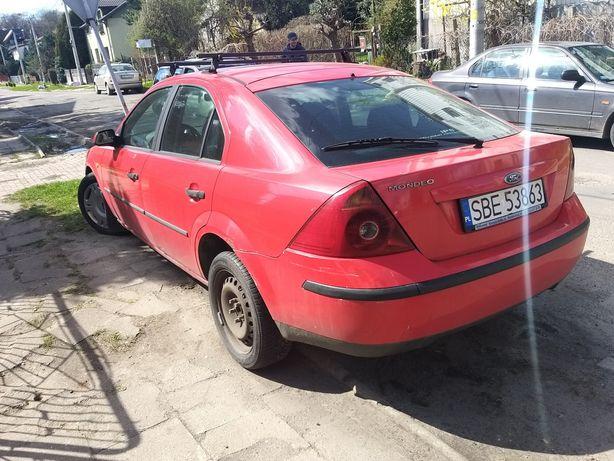 Ford mondeo 2001rok 2.0tddi uszkodzony