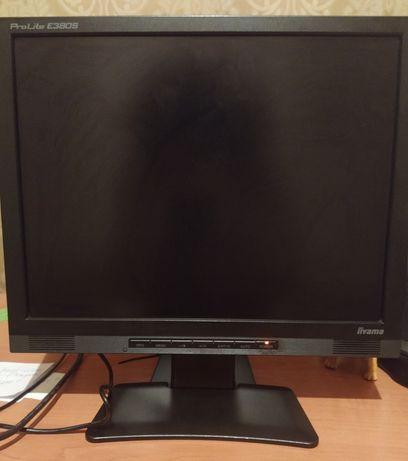 "Монитор Iiyama ProLite E380S ""15 дюймов"