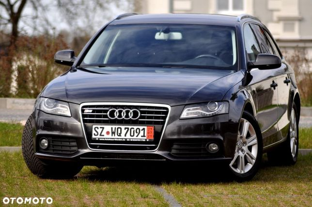 Audi A4 3,0TDI 240 PS * QUATTRO * Alpine a4 * CarPlay * navi * piękna *
