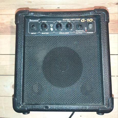 Amplificador guitarra burswood g10
