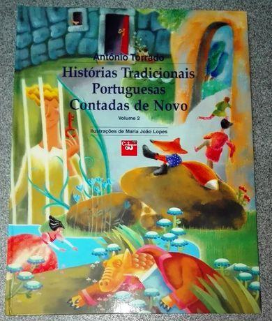 Histórias Tradicionais Portuguesas Contadas de Novo
