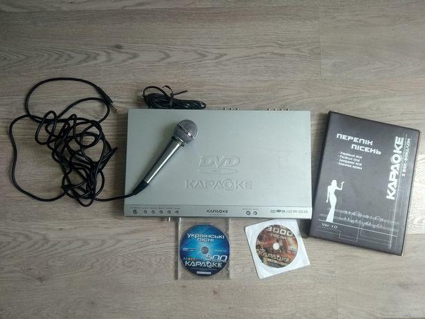 Караоке LG DKS-6000 + микрофон ACC M900K