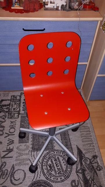 Krzesło obrotowe dla dzieci